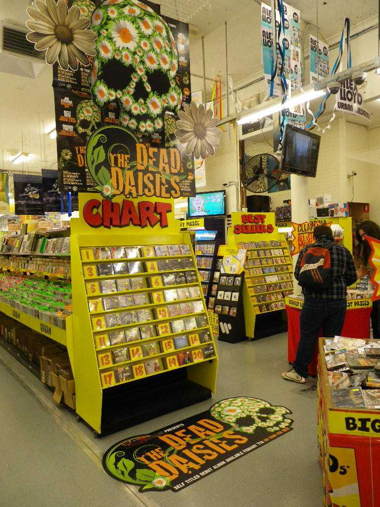 VIC_MELBOURNE CITY_The Dead Daisies JB Hi Fi In-store Displays_23367_617