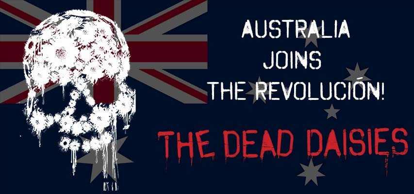 AUSTRALIA OUT NOW