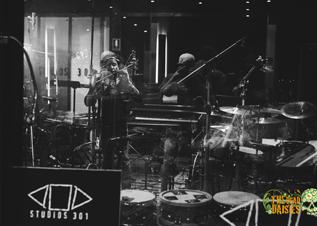 In The Studio – Recording