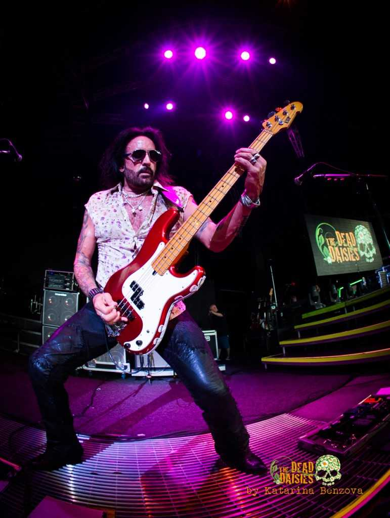 Marco Mendoza of The Dead Daisies