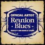 reunion blues artist emblem
