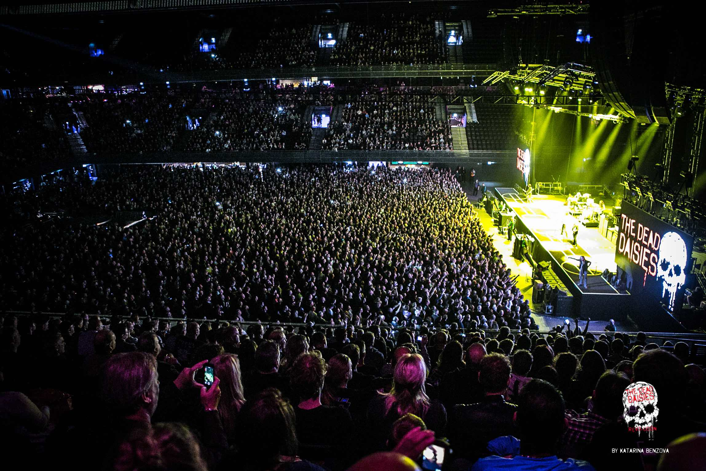 Day 21, Ziggo Dome, Amsterdam