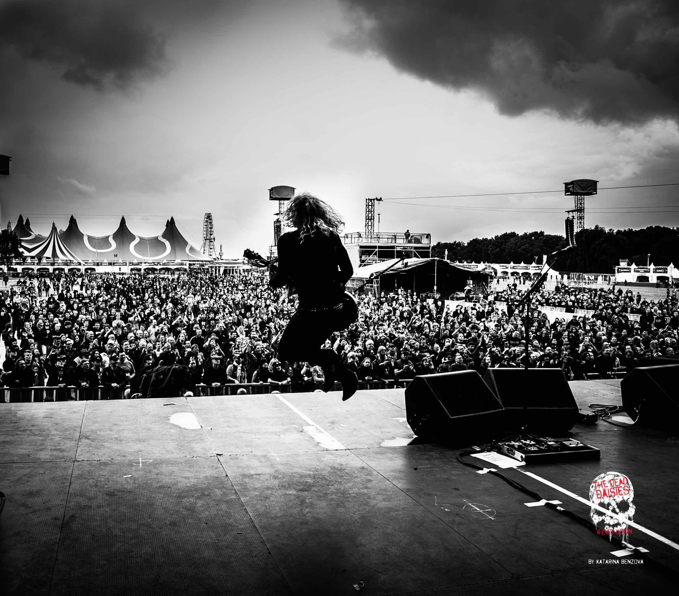 Day 22, Graspop Festival, Belgium