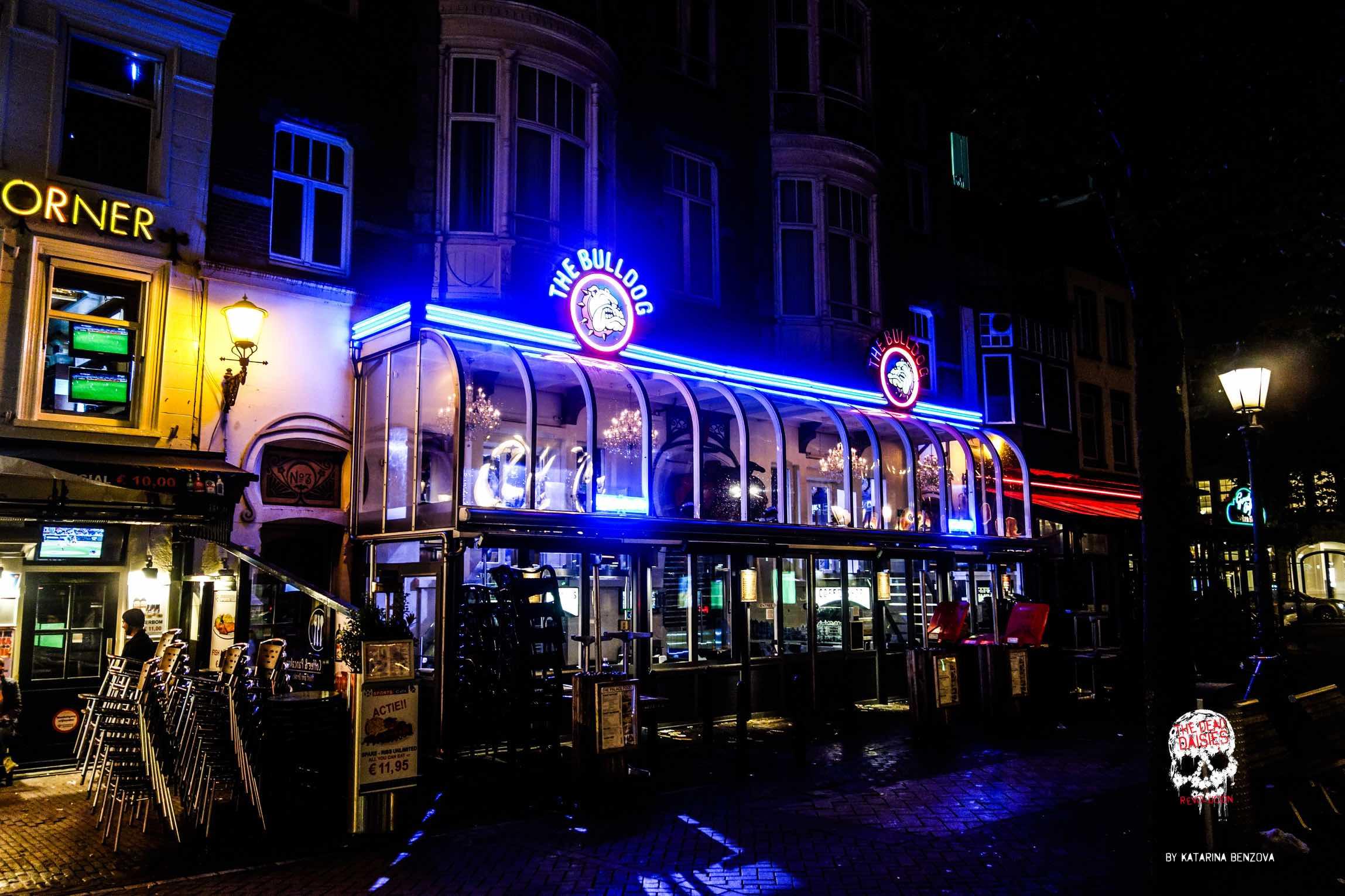 Day 20, Day Off, Amsterdam