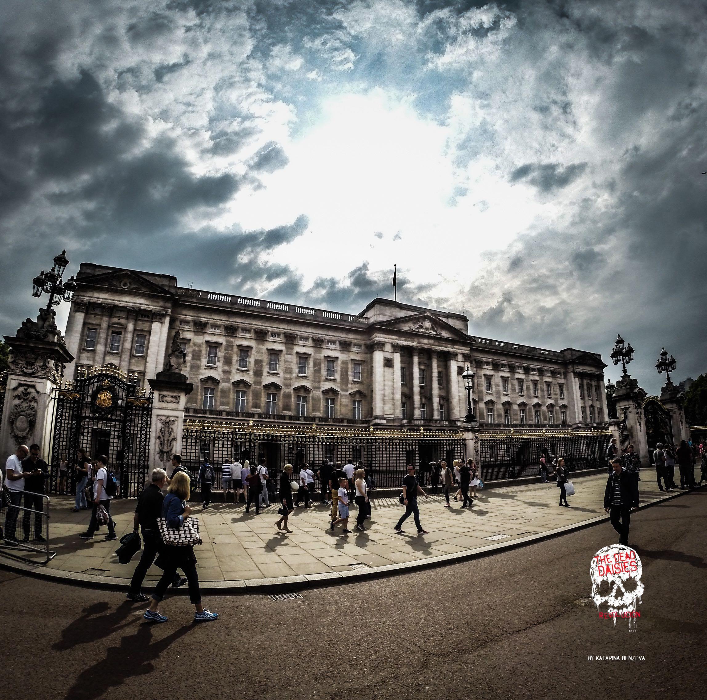 DAY 15, LONDON, UK
