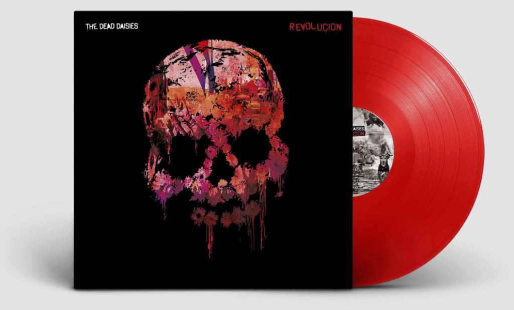 The Dead Daisies - Revolucion VInyl - Options 01