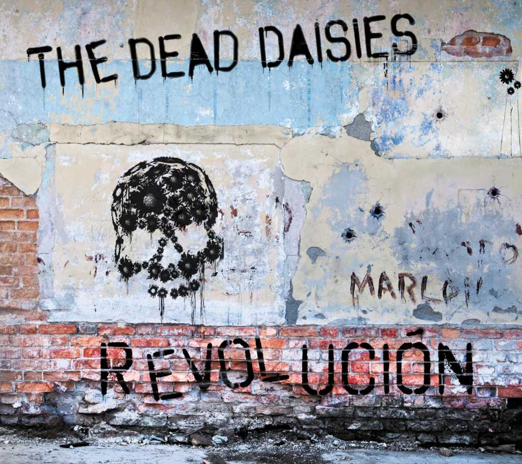 low Daisies - Revolución Digipak Cover
