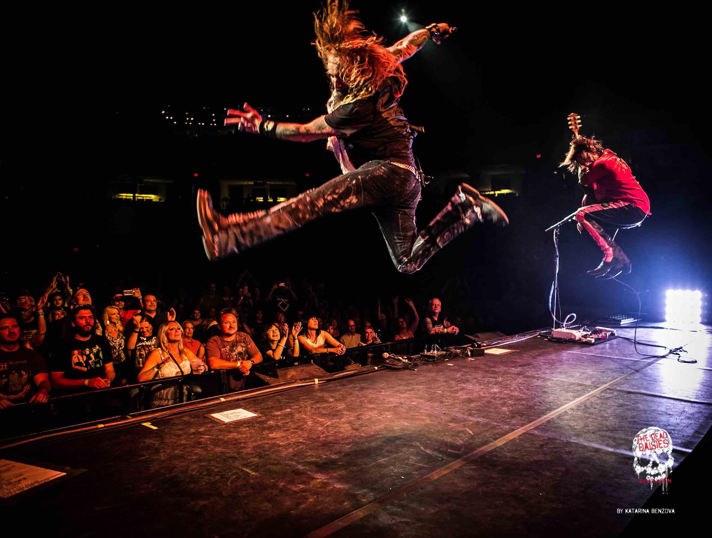 Highlights from Whitesnake U.S.A.