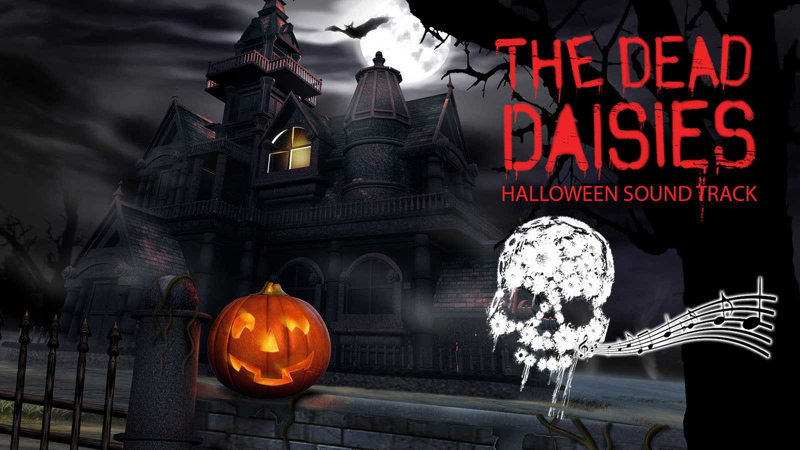 The Daisies Halloween Soundtrack! - The Dead Daisies