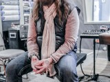 dead daisies 2-10-6973 Crabby Bench