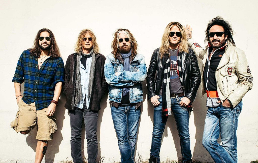The Dead Daisies 2016