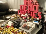 Daisies Lego Stage