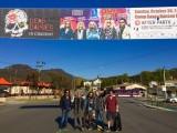 01 Banner on street