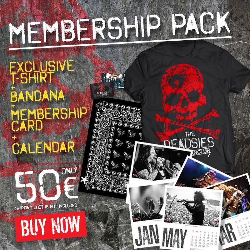 Membership Pack & Calendar