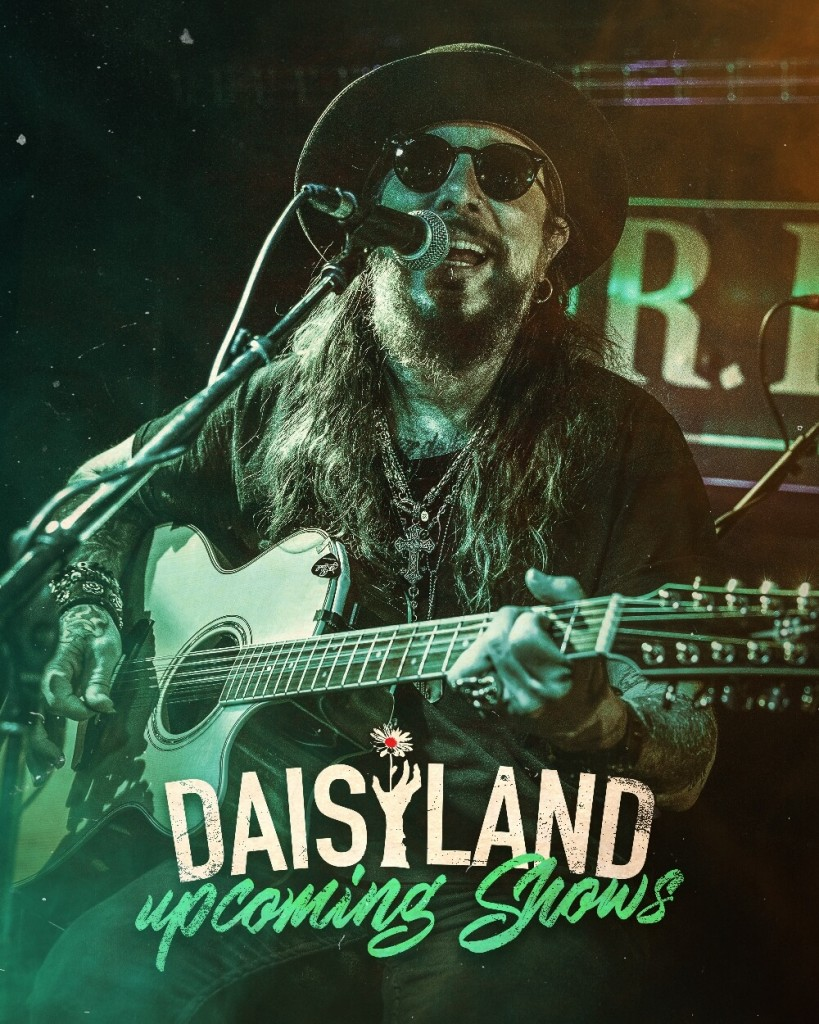 TDD_DaisyLand_UpcomingShows